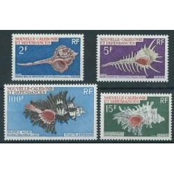 Nowa Kaledonia - Nr 469 - 72 1969r - Muszle