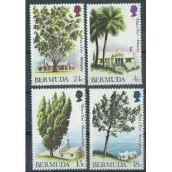 Bermudy - Nr 287 - 90 1973r - Drzewa
