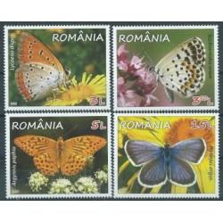 Rumunia - Nr 7060 - 63 2016r - Motyle