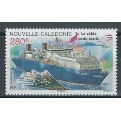 Nowa Kaledonia - Nr 1419 2007r - Marynistyka