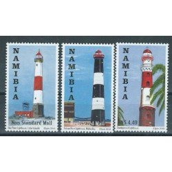 Namibia - Nr 1352 - 54 2010r - Latarnie
