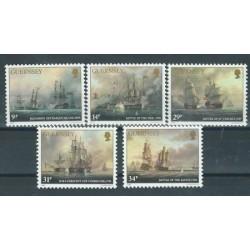 Guernsey - Nr 352 - 56 1986r - Marynistyka