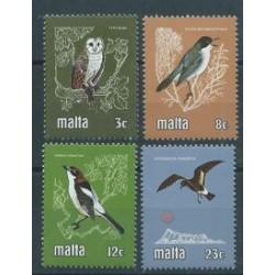 Malta - Nr 624 - 27 1981r - Ptaki