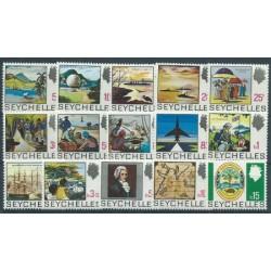 Seszele - Nr 259 - 73 1069r - Marynistyka - Krajobrazy