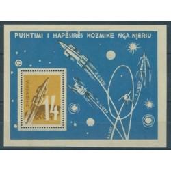 Albania - Bl 9 A 1962r - Kosmos