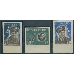 Albania - Nr 731 - 33 B 1963r - Kosmos