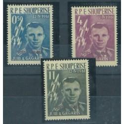 Albania - Nr 647 - 49 A 1962r - Kosmos