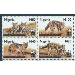 Nigeria - Nr 762 - 65 2003r - WWF - Ssaki