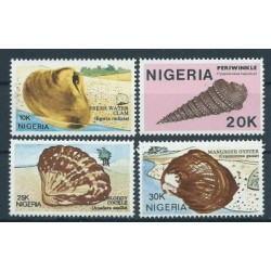 Nigeria - Nr 499 - 02 1987r - Muszle