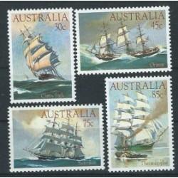 Australia - Nr 871 - 74 1984r - Marynistyka