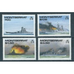 Montserrat - Nr 762 - 65 1990r - Marynistyka - Militaria