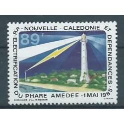 Nowa Kaledonia - Nr 767 1985r - Latarnia