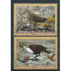 Polinezja Fr. - Nr 970 - 71 2006r - Ptaki