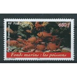 Polinezja Fr. - Nr 890 2003r - Ryby