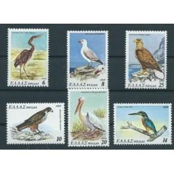 Grecja - Nr 1372 - 77 1979r - Ptaki
