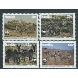 Namibia - Nr 702 - 05 1991r - WWF - Ssaki