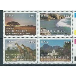 RPA - Nr  804 - 07 1990r - Ssaki - Krajobrazy