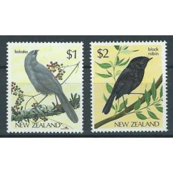 Nowa Zelandia - Nr 931 - 32 1985r - Ptaki
