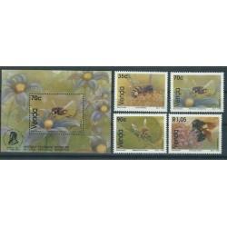 Venda - Nr 237 - 40 Bl 8 1992r - Pszczoły