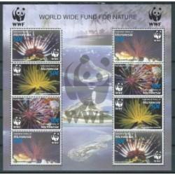 Mikronezja - Nr 1674 - 77 Klb 2005r - WWF - Fauna morska