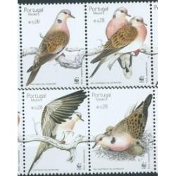 Madera - Nr 218 - 21 Pasek 2002r - WWF - Ptaki