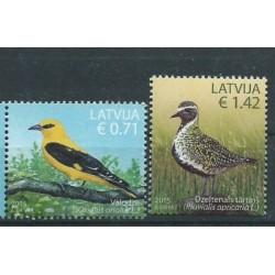 Łotwa - Nr 947 - 48 2015r - Ptaki
