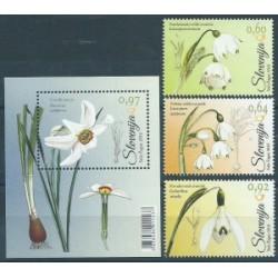 Słowenia - Nr 1187 - 892016r - Kwiaty