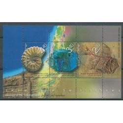 Izrael - Bl 66 2002r - Archeologia