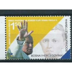 Bośnia i Hercegowina Sarajewo - Nr 302 2003r - Papież