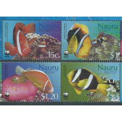 Nauru - Nr 553 - 56 2003r - Ryby