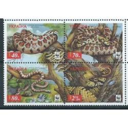 Ukraina - Nr 502 - 05 2002r - WWF - Gady