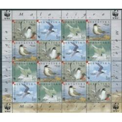 Chorwacja - Nr 774 - 77 Klb 2006r - WWF - Ptaki