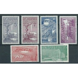 Rumunia - Nr 609 - 14 1939r- Kolej