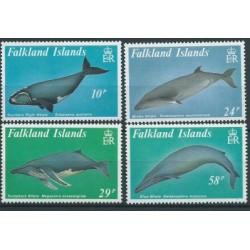 Falklandy - Nr 503 - 06 1989r - Ssaki morskie