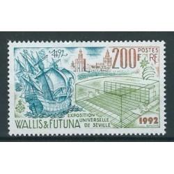 Wallis & Futuna - Nr 616 1992r - Marynistyka