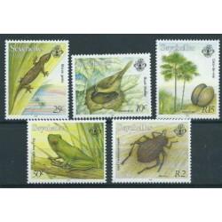 Seszele - Nr 762 - 73 III 1993r - Ptaki