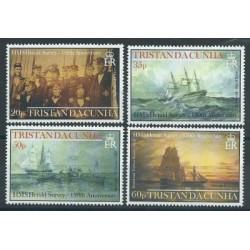 Tristan da Cunha - Nr 779 - 82 2002r - Marynistyka