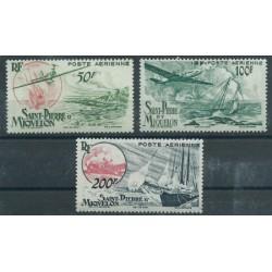 SPM - Nr 368 - 70 1947r - Marynistyka - Kol. francuskie