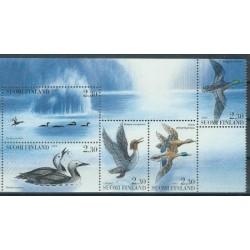Finlandia - Nr 1223 - 27 1993r - Ptaki