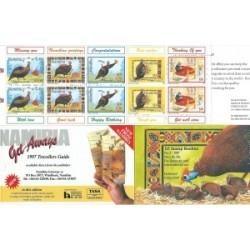 Namibia - Nr 854 - 58 MH 1997r - Ptaki