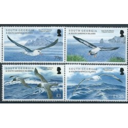 S. Georgia - Nr 651 - 54 2015r - Ptaki