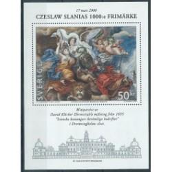 Szwecja - Bl 15 2000r - Słania - Malarstwo