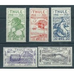 Thule - Nr 001 - 05 1935r - Ssaki morskie