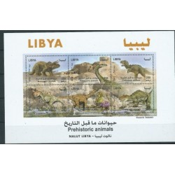Libia - Nr 3047 - 52 Klb 2013r - Dinozaury