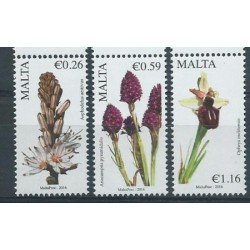 Malta - Nr 1919 - 21 2016r - Kwiaty