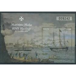 Malta - Bl 69 2016r - Marynistyka