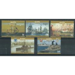 Malta - Nr 1463 - 67 2006r - Marynistyka
