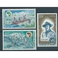 Dahomej - Nr 516 - 18 1973r - Scauting