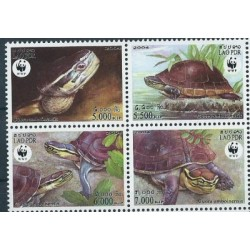 Laos - Nr 1927 - 30 2004r - WWF - Gady