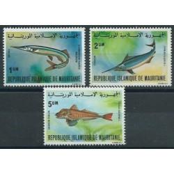 Mauretania - Nr 657 - 59 1979r - Ryby